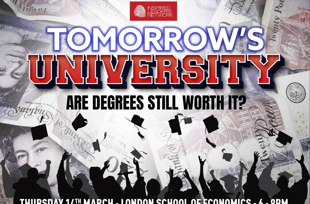 Tomorrow's University